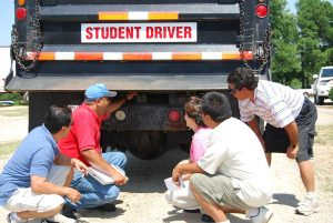 Truck Driver Training in Spanish North Carolina